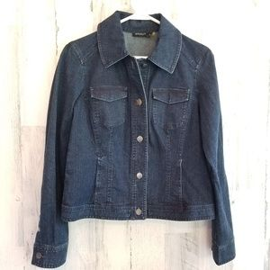 Awesome Womyn  Superior Jean Jacket